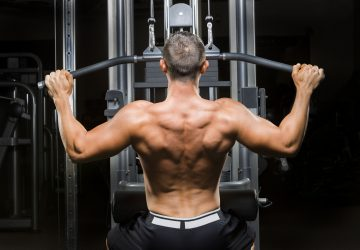 Upper Body Workout Routines For Men