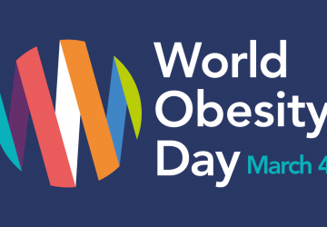 world obesity day banner